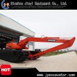 Amphibious Excavator Jyae-259를 가진 땅과 Water Dredging Excavator