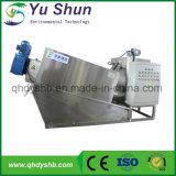 Máquina de Dewateirng da lama para a solução da poluição da água de esgoto de água