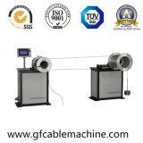 Machine de test d'enroulement de câble optique