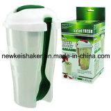 BPA는 플라스틱 샐러드 셰이커 컵을 해방한다