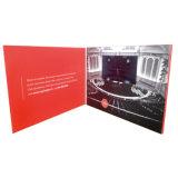 4.3 '' LCD Hochzeits-Gruß-Karte mit Video