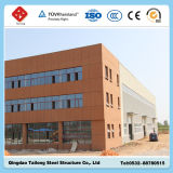 Projeto de boa construção Estrutura de aço Construção de projetos de construção