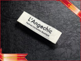 Woven feito sob encomenda Label Fabric Label Clothing Label para Garment
