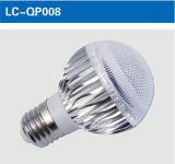 높은 Power Dimmableled Bulb (E27 기초)