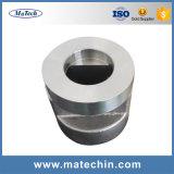 Peças feitas à máquina do chassi da fundição de aço inoxidável do CNC da precisão torno feito sob encomenda
