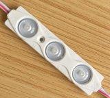 Hoge LEIDENE van de Injectie van de Helderheid 3PCS SMD 2835 Module voor de Tekens van de Doos
