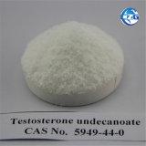 Testoterone grezzo Bodybuilding Undecanoate CAS degli steroidi: 5949-44-0