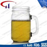 Glas-Maurer-Cup des Feuerstein-380ml mit der Hand (CHM8116)