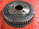 Tambour de frein de véhicule de haute performance 80108 pour des séries de Nissans