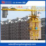 중국 공급 Hstowercrane에 의해 제안되는 기중기 Qtz5610