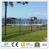 Valla de seguridad al aire libre de la galvanización/cerca de acero