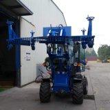 Фабрика Zl10 Китая 1.0 катят тоннами, котор миниый затяжелитель Ce мелкого крестьянского хозяйства с кнюппелем