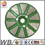 El diamante de la piedra del diamante de la fabricación de China vio las herramientas de corte de la lámina