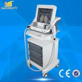 Hifu hohe Intensitäts-fokussierte Ultraschall Doublo Haut-Verjüngungs-Maschine