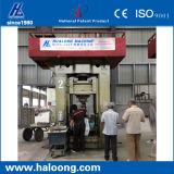 El CNC controla la maquinaria refractaria para el ladrillo de fuego usar