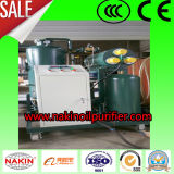 (600L/H)真空の遠心変圧器オイルの回復システム、機械をリサイクルするオイル