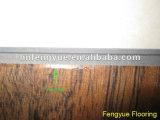 Carrelages de vinyle de cliquetis de WPC, plancher de vinyle de WPC