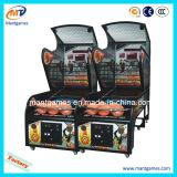 La macchina dell'interno di estinzione del campo da giuoco chiama la macchina di lusso del gioco della galleria del simulatore di pallacanestro per gli adulti