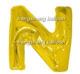 Воздушный шар алфавита фольги (SL-S023)