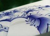 Máquina Home do plástico da maquinaria de impressão da decoração