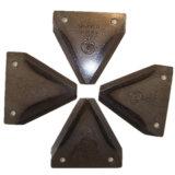 2mm Claas Messer-Kapitel-Mähdrescher-Schaufel
