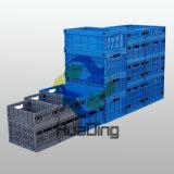 Rectángulo seco plástico del volumen de ventas de la fruta del rectángulo de almacenaje de la fruta de una imagen más grande