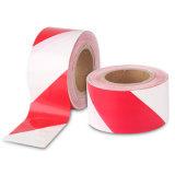 De Band van de Waarschuwing van de Barrière van de economie met Gestreepte Rode/Witte die Kleur in China wordt gemaakt