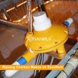 Automatisch het Water geven van het Gevogelte Systeem voor Kippen