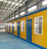 Schnelle Installations-faltendes vorfabriziertes Behälter-Haus mit faltendem Bett