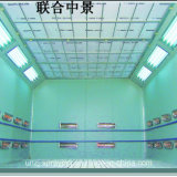High Quality Spray Booth with CE