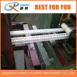 Linea di produzione ad alta velocità dell'espulsore dei branelli d'angolo del PVC