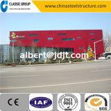 Diseño industrial Caliente-Vendedor del edificio de la estructura de acero del bajo costo