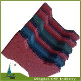 Gummifußboden-Fliese und Matte für im Freiengebrauch