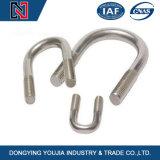 Boulon en U d'acier inoxydable fabriqué en Chine