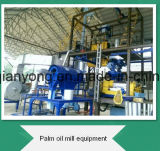 fábrica de tratamento do petróleo de palma 1.5t-20t/H em Tailândia