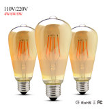E27 LED Filament Bulb Lâmpada Clear Glass Cover Edison Lights