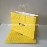 Изготовленный на заказ мешок печатание бумажный для младенца одевает упаковку