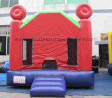Castillo inflable, casa animosa inflable, gorilas inflables comerciales usadas