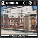 Frontière de sécurité décorative en aluminium de boîtier
