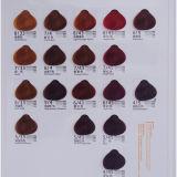 Crème professionnelle libre de couleur des cheveux d'ammoniaque de baie d'Acai