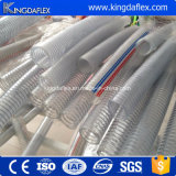 Transparent Steel Wire PVC Suction Hose