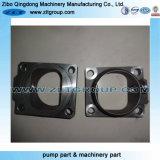 Kundenspezifische OEM Stahl Maschinenteil für Motor