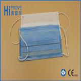 Non сплетенный лицевой щиток гермошлема изготовления ткани хирургический/Non сплетенный лицевой щиток гермошлема