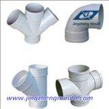 Moulage d'ajustage de précision de pipe de PVC 20mm-160mm