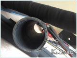L'eau Suction&Discharge SBR noir - boyau résistant d'abrasion et d'ozone