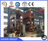 Prensa hidráulica caliente de la venta YQK27-315, prensa de sellado hidráulica de la sola acción,