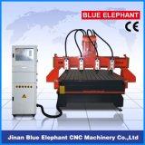 Spindeln Ele-1325 4 CNC-Fräser, hölzerne Ausschnitt-Maschine