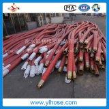Изготовление шланга большого диаметра давления Китая высокое резиновый