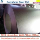 Bobine en acier Az150 G d'Aluzinc Coil/PPGL de Galvalume en acier du Gl-Galvalume