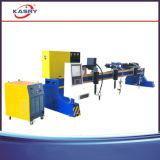 Machine de commande numérique par ordinateur Plasmz pour le découpage de la tôle d'acier